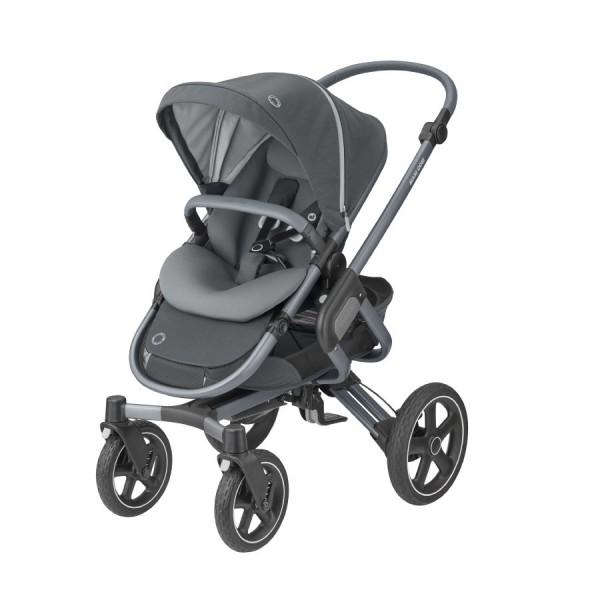 3 in 1 Kombikinderwagen ,Maxi Cosi Nova 4 Rad + Oria Kinderwagenaufsatz+ Pebble Pro i-Size Babyschal