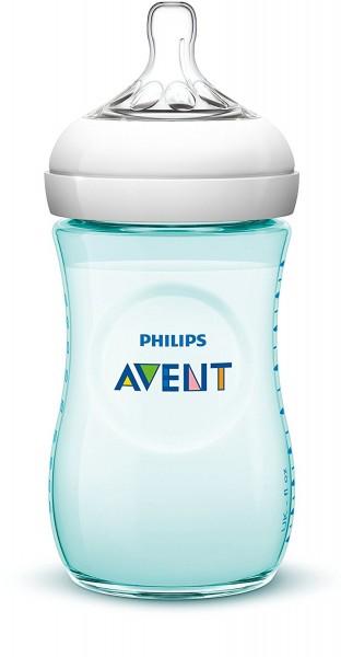 Philips AVENT Naturnah Flasche,260 ml, Kunststoff, ab 1M, Türkis