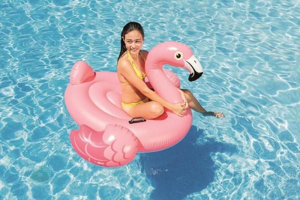 Intex Schwimmtier Flamingo Gr.142x137x97 cm