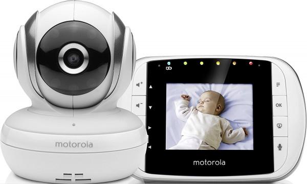 Motorola Video Babyphone, MBP 33S