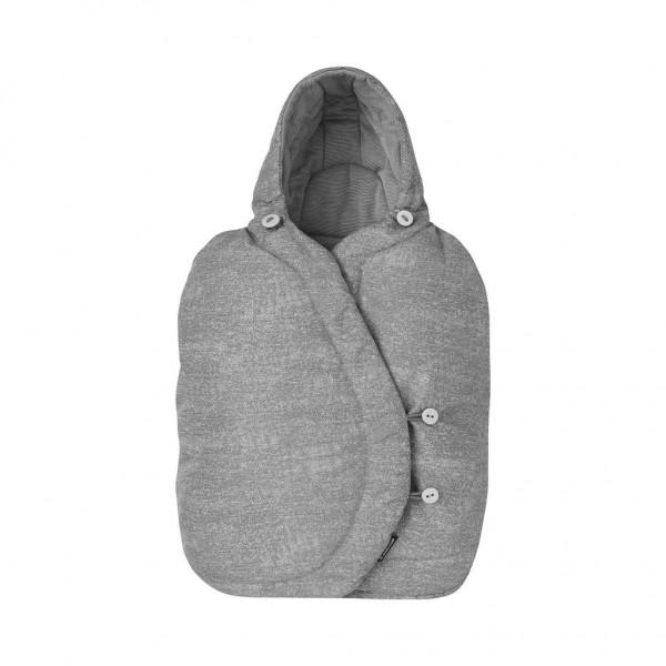 Maxi Cosi Fußsack Nomad Grey passend für alle Maxi Cosi Babyschalen