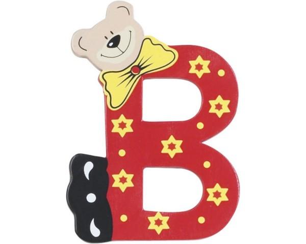 "Playshoes Holzbuchstabe ""B"""