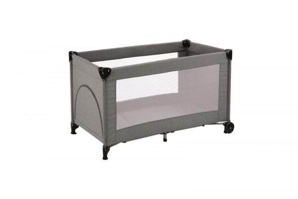 Reisebett Grau 60x120 cm