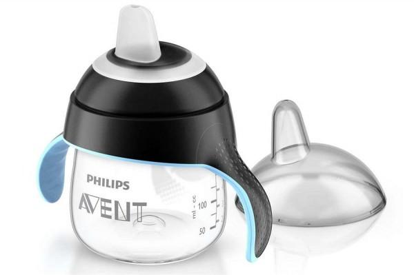 Philips Avent Trinklernbecher, No Drip Becher 6m+