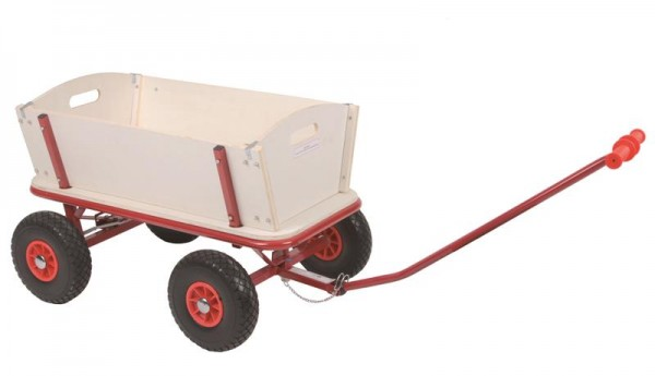 Bollerwagen ,PU-Räder mit Rollenlager