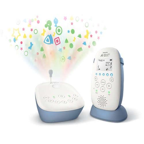 Philips Avent DECT-Babyphone SCD735/26