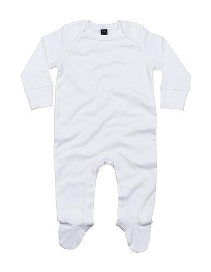 Bio-Baumwolle Schlafanzug,White